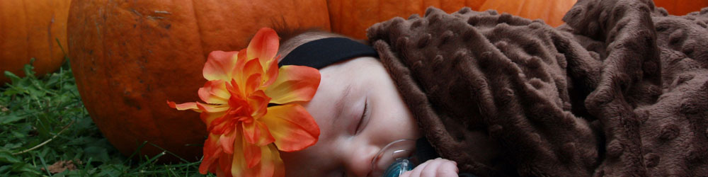 baby sleeping header