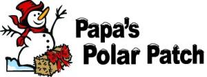polar patch logo stacked
