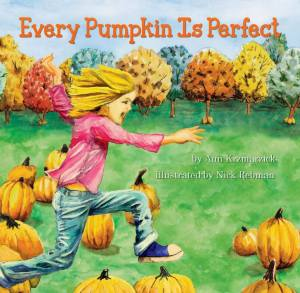 every pumpkin is perfect book cover
